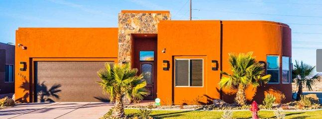 Red Desert Oasis