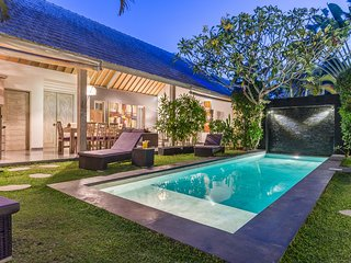 Villa Nuri Merah 3 BR Paradise with Pool