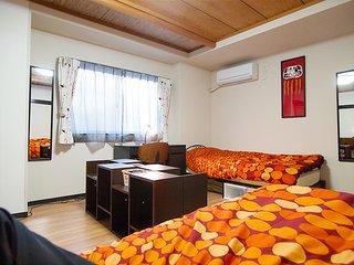 Cosy Quiet Women's Guesthouse in Tokyo's East (SAKURA HOUSE OJIMA 1 201)