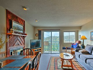 NEW! Gatlinburg Condo w/ Pool Access & Mtn Views!