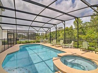 NEW! Huge Kissimmee Home w/Pool -15 mins to Disney
