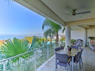Luxe Puerto Vallarta Condo w/Ocean & City Views!