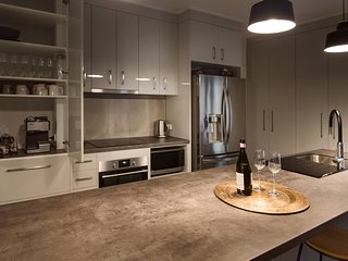 Gourmet Kitchen with Coffee Station