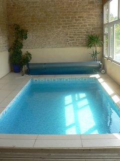 Indoor private pool - 5m x 4m