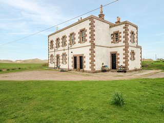 Robert Oliver's Place, former lighthouse cottage, near beach, St Fergus 4