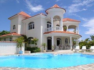 Six Bedroom Mediterranean Style Crown Villa in Puerta Plata!
