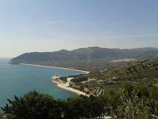 Villa Panorama, trilocale con splendida vista sul mare