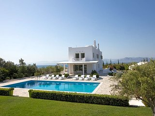 8 bedroom Villa in Skaloma, Peloponnese, Greece : ref 5624578
