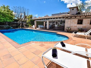 5 bedroom Villa in Lloseta, Balearic Islands, Spain : ref 5624500