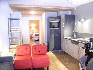 Appartement pour 4 a 6 personnes avec terrasse
