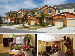 4Bd home 10 min to Disney at Compass Bay 3125