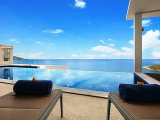 Panoramic Sea View - Beach View Villa