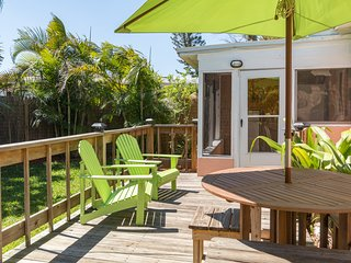 Cocoa Beach Stay - Cottage 227 Downtown Cottage Row, walk to the beach!