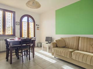 Trebbiano - Lovely apartment with little veranda in Suvereto