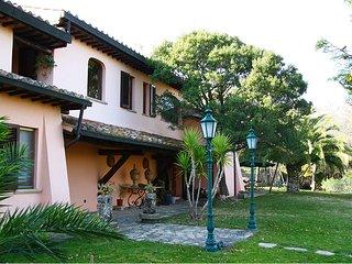 Villa Aquilaia - Wonderful estate in the hills of the Tuscan Maremma