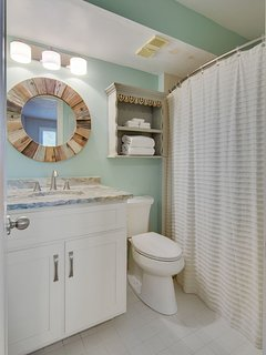 Two Of Two Guest Bathrooms! 208 B Shipwatch!