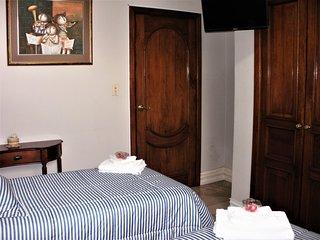 Bedroom 2: 2 Twin beds. Sleeps 2
