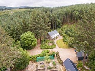 Eco-cottage in a forest, County Sligo, Ireland