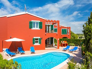 Villa Cala Galdana 7