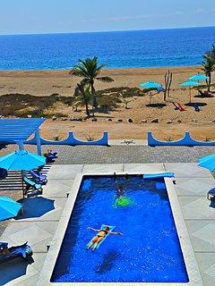 Villa Star of the Sea, Royal Suite,  Ocean front 2 bedroom apt