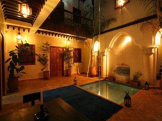 Riad Argana Riad de charme calme et intimiste