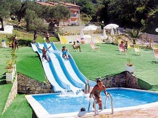 Residence Belvedere a Marina di Ascea, TRILOCALE tipo D 4 posti letto
