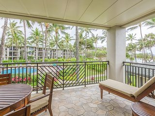 Lovely 3BR Presidential Suite w/ Balcony + Community Pool, Jacuzzi & Tennis