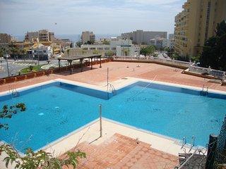 Apartamento en Torremolinos con vistas al mar