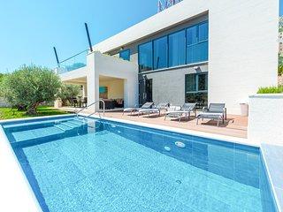 5 bedroom Villa in Obuljeno, Dubrovacko-Neretvanska Zupanija, Croatia : ref 5624