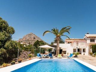 4 bedroom Villa in Xabia, Valencia, Spain : ref 5624811