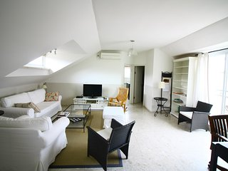 Charming ATTIC 2 BD with terrace- Rehavia