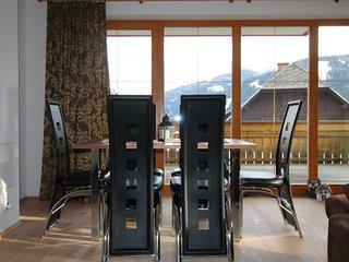 Haus Tod Helle und neue Wohnung für 4/5 Gäste im Ortsteil Obertschern , in panor