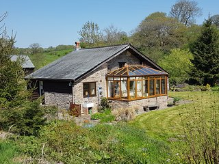 The Old Bake House at Cwm Mill