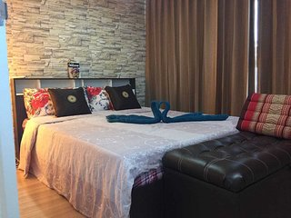 ★★ TP home, near airport, close to sky train, Free-wifi ★★