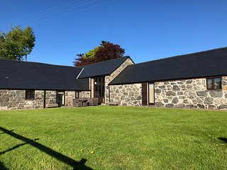 Holiday Barn Bala - Ysgubor Glandwr