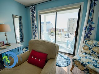 Blue Coral - Ocean View Windy Hill Condo