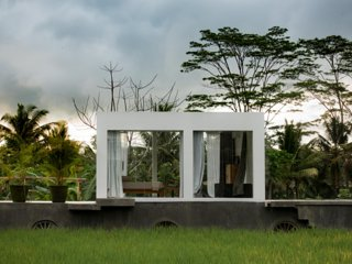 White Cubes One-Bedroom Villa A