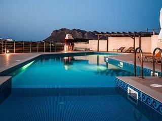 Seascape, north-west Crete