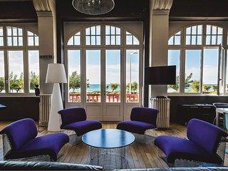 Appartement de Luxe T4 sur la plage de Biarritz