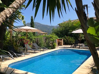 Charming Villa with beautiful views in Soller