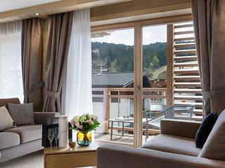 A201 - Résidence CENTRE STATION avec Spa, Piscine, Ski room & Restaurant