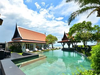 Villa 6 Bedroom Beachfront pattaya