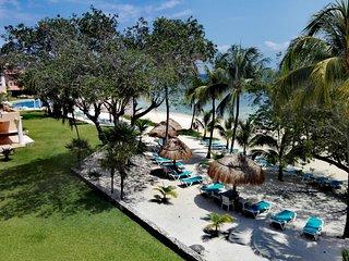 Ocean View, Beachfront Paradise, AC & WiFi, Sleeps 4!!!