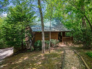 Peaceful Living in the North Georgia Mountains! 2/2, Hot Tub, Game Room!