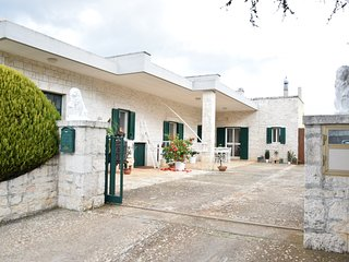 Historic Villa for 6 persons with 3 bedrooms