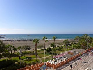 New! Apartment in Benalmádena with frontal sea views 2 bedrooms