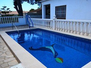 Villa Duende - capacidad 9 personas