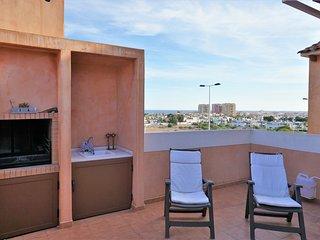335- Altos del sol 3 bedroom apartment with BBQ