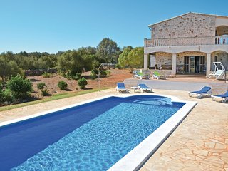 4 bedroom Villa in es Llombards, Balearic Islands, Spain : ref 5566557