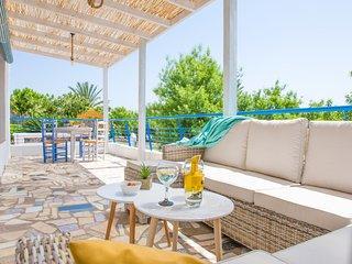 Villa Mediterranea Familiar con encanto y piscina climatizada